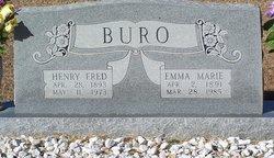 Emma Marie <i>Conrad</i> Buro