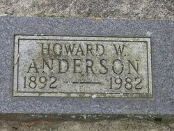 Howard W. Anderson