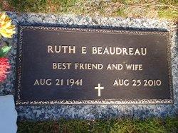 Ruth Elizabeth <i>Connelly</i> Beaudreau