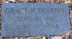 Grace H <i>King</i> Bearden