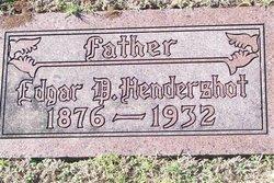 Edgar D. Hendershot