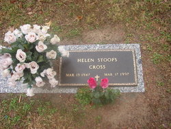 Helen <i>Stoops</i> Cross
