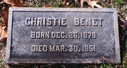 Christie Benet