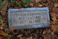 Stephen A Chandler