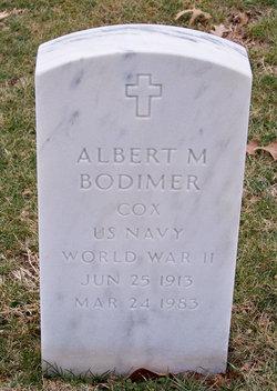 Albert Merzweiler Bodimer