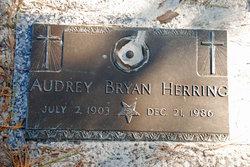 Audrey <i>Bryan</i> Herring