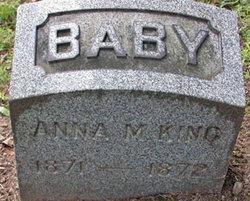 Anna M King
