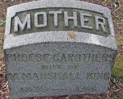 Phoebe Carothers King