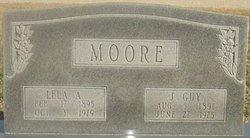 J Guy Moore