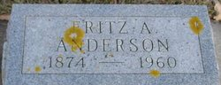 Fritz A. Anderson