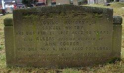Ann <i>Whitby</i> Cooper
