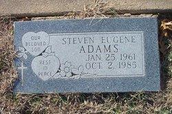 Steven Eugene Adams