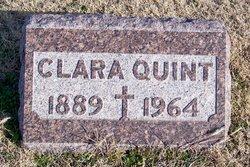 Clara <i>Rupp</i> Quint