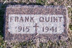 Francis John Quint