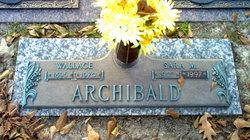 Wallace Archibald
