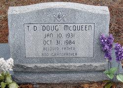 Tolbert Douglas Doug McQueen