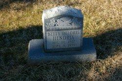 Betty Deloris Hendrix