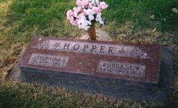 Josephine Belle <i>Davidson</i> Hopper
