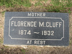 Florence Mary <i>Reynolds</i> Cluff