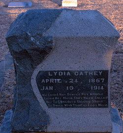 Lydia Sarah Liddie <i>Dark</i> Cathey