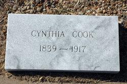 Cynthia <i>Brown</i> Cook