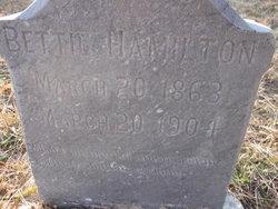 Bettie Hamilton