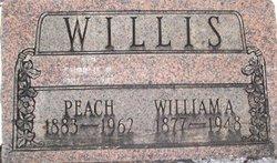 Peach <i>Griffith</i> Willis