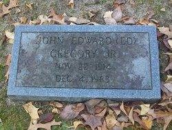 John Edward Gregory