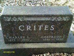 Charles L Crites