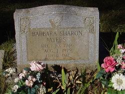 Barbara Sharon Ayers