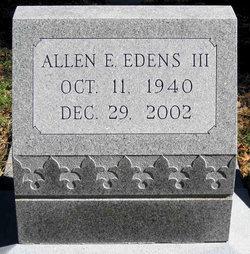 Allen Elliott Edens, III