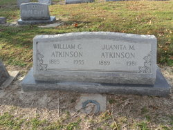 Juanita Mae <i>Jackson</i> Atkinson