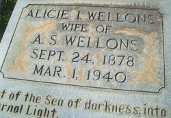 Alicie I. Wellons