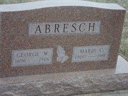George William Carl Abresch