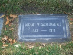 Dr Michael W. Casselman