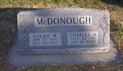Lola Ethel <i>Moore</i> McDonough