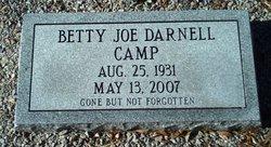 Betty Joe <i>Darnell</i> Camp