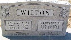 Florence Bernadete <i>Melkowits</i> Wilton