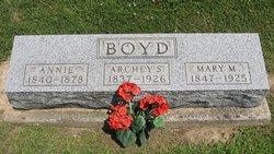 Mary Margaret <i>McKinsey</i> Boyd