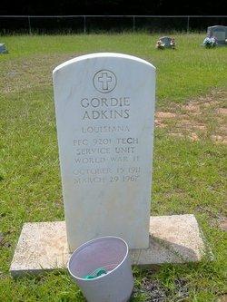 PFC Gordie Adkins