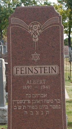 Albert F Feinstein