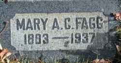 Mary Alice <i>Carlisle</i> Fagg