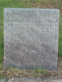 Frances R <i>Smith</i> Baldwin