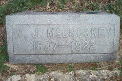 William James McCroskey