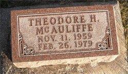 Theodore Houston McAuliffe