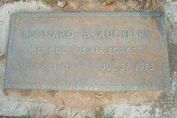 Leonard B Aughtry