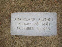 Ada Louisa <i>Clark</i> Alvord