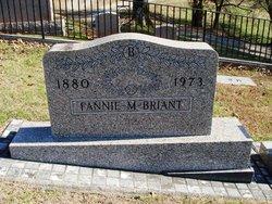 Fannie M <i>Key</i> Briant