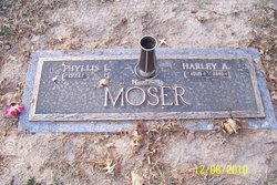 Harley A. Moser