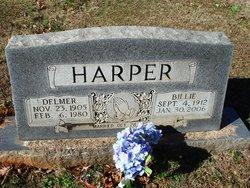 Delmer Harper